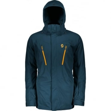 Scott Ultimate Dryo 20 Jacket - Nightfall Blue