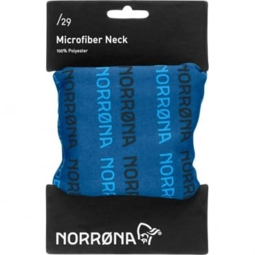 Norrona /29 warm1 microfiber neck warmer - Denimite
