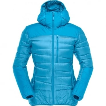 Norrona falketind Women's Down Jacket - Blue Moon