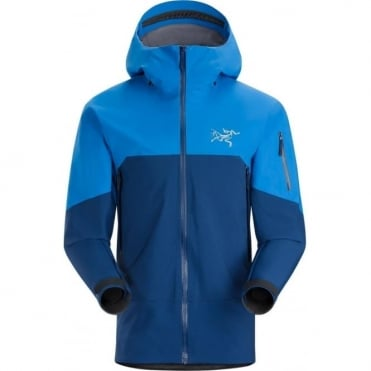 Arc-teryx Rush Goretex Jacket - Lode Star Blue