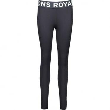 Mons Royale La Glisse Women's Leggings - Black