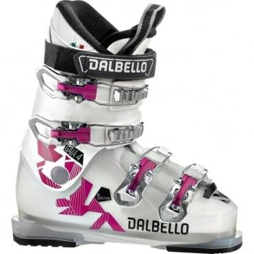 Dalbello Gaia 4.0 Junior Boot - Transparent/White (2018)