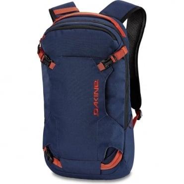 Dakine Heli Pack Backpack 12L - Dark Navy Blue