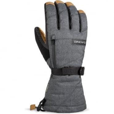 Dakine Leather Titan Gloves - Carbon Grey