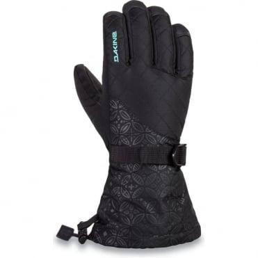 Dakine Lynx Women's Gloves - Tory Black