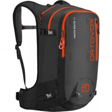 Ortovox Ascent 32 Backpack - Black Anthracite
