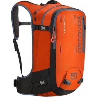 Ortovox Haute Route 32 Backpack - Crazy Orange