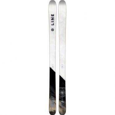 Line Supernatural 86 Skis - 165cm (2018)