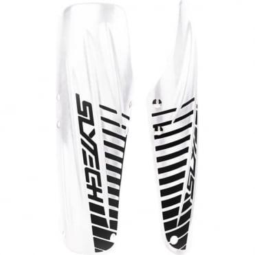 Slytech Arm Guards M 27.5cm - White/Black