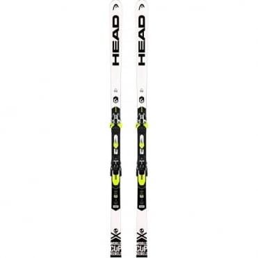 Head Worldcup Rebels i.GS RD 25m Ski + EVO 14 Binding - 181cm (2018)