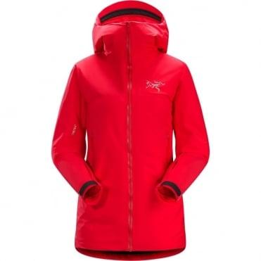 Arc-Teryx Airah Gore-Tex Women's Jacket - Radicchio