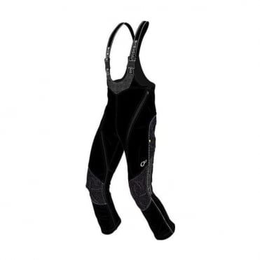 Valloire Junior Full-Zip Ski Race Pants with Protection