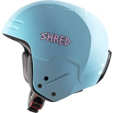 Shred Basher Frosting Helmet - Blue