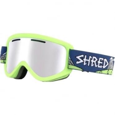 Shred Wonderfy Goggles - NeedMoreSnow/Platinum