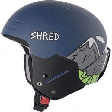 Shred Basher NoShock Helmet - Need More Snow