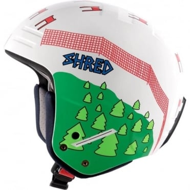 Shred Basher Ultimate Helmet - Mr. Gs