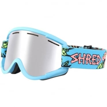 Shred Nastify Goggles - Dragosaurus/Platinum