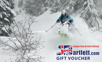 Voucher Freeride Skiing
