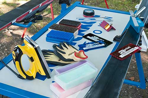 Which Ski Servicing Tools Do I Need To Use - A FREE Guide