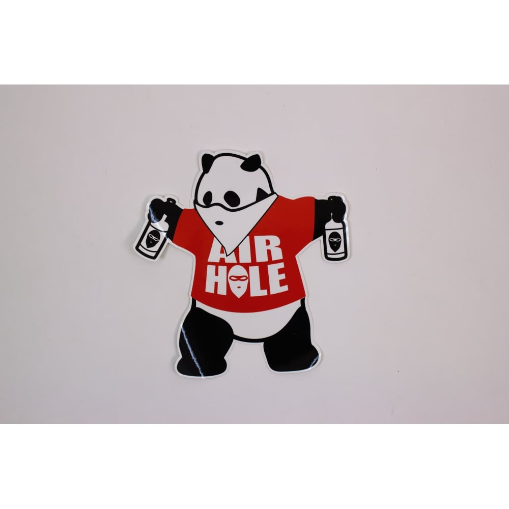 Panda sticker large