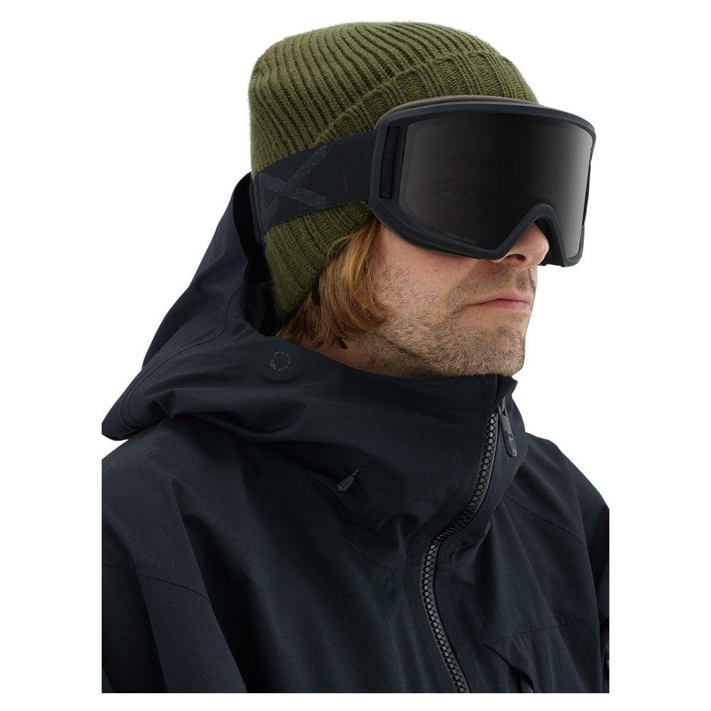 Anon Relapse Goggle Black Sonar Green Ski Equipment From Ski Bartlett Uk