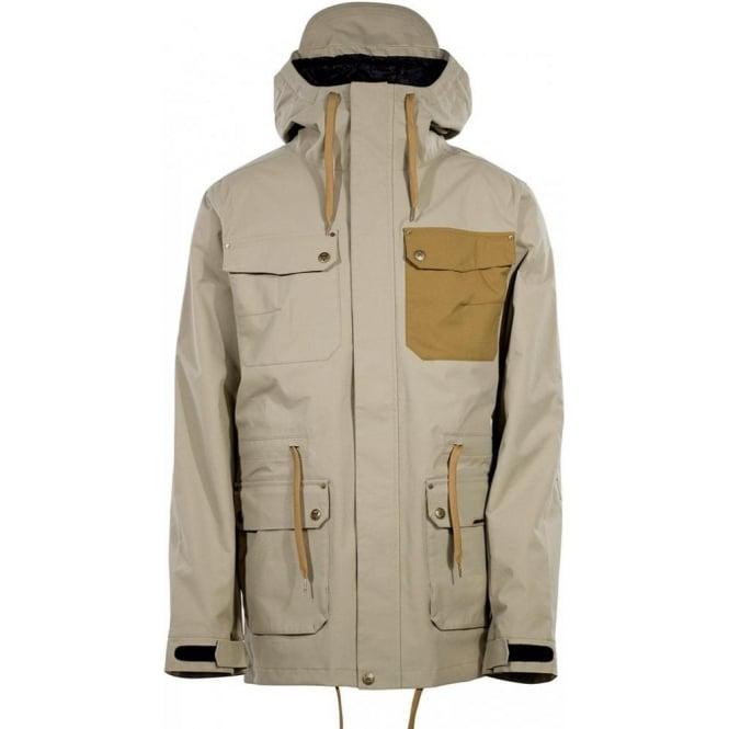 98c13abdf Armada Mens Uinta Jacket - Khaki