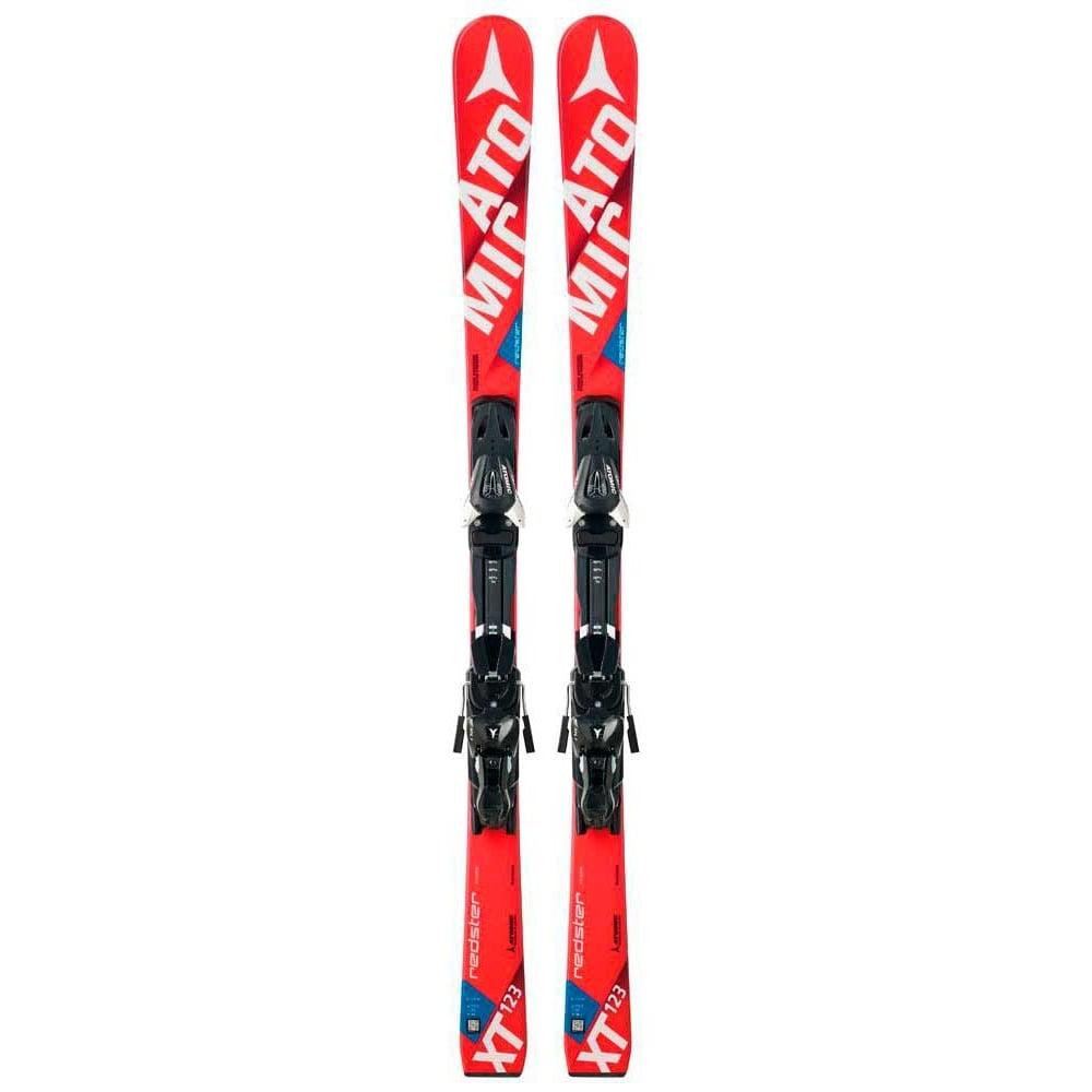 Atomic Redster Fis SL Junior Slalom Skis 116cm +XTL7