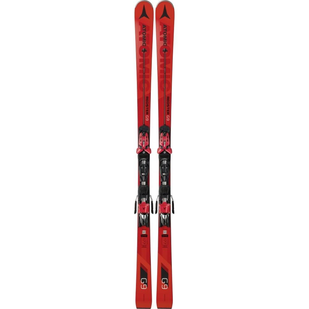 Atomic Redster G9 GS Skis 183cm + X 12 TL Bindings (2018