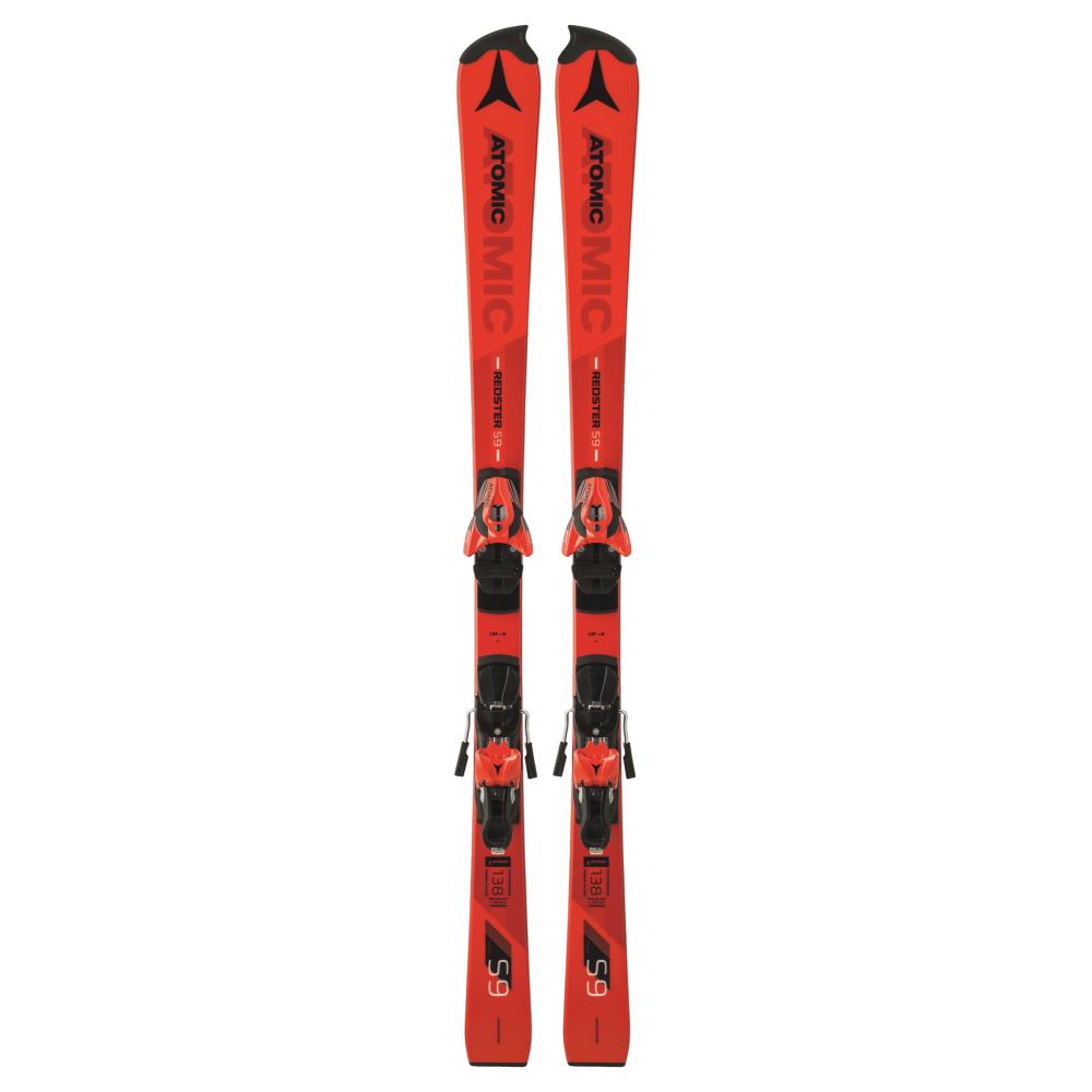 Atomic Redster S9 FIS J-RP Junior Slalom Skis 138cm And
