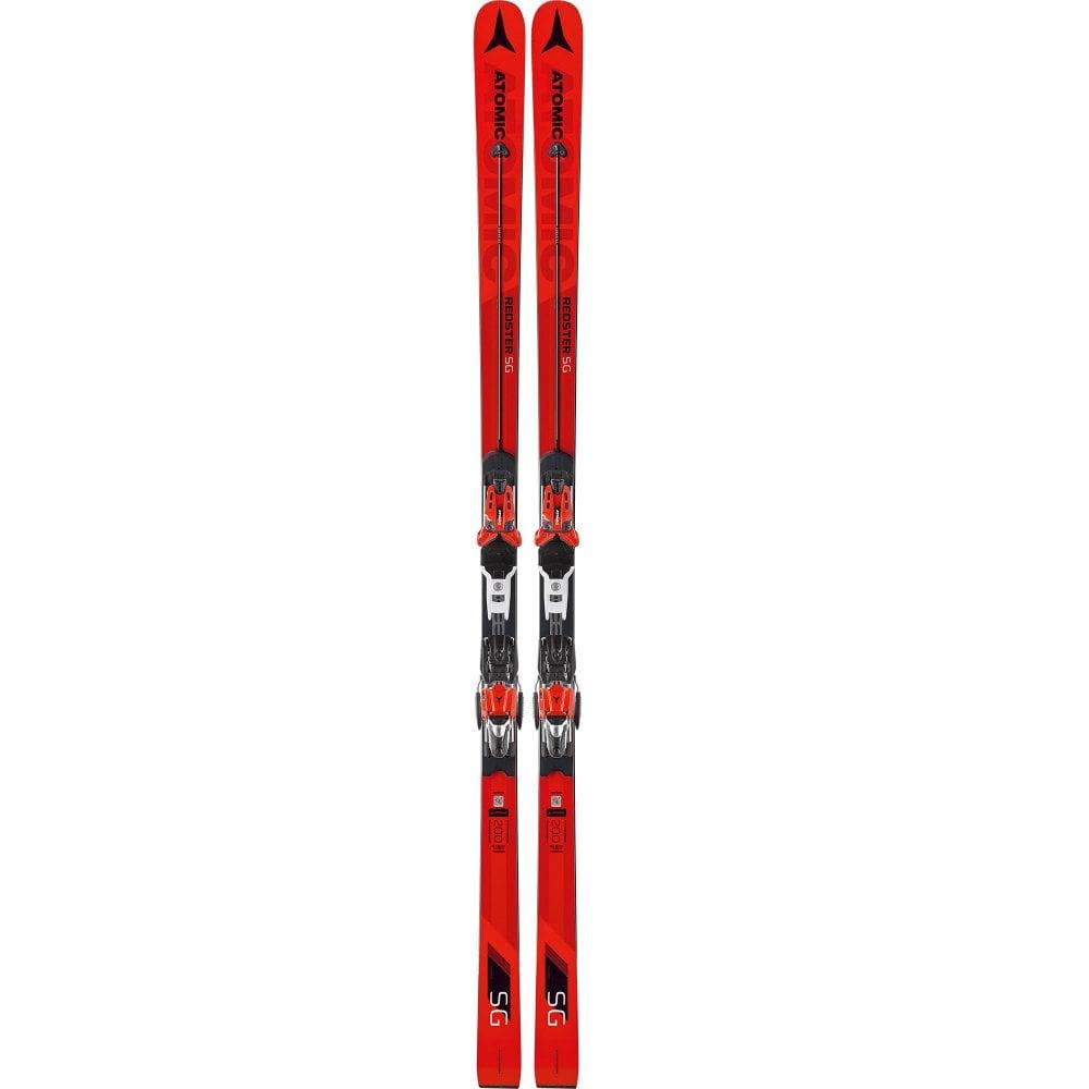 Atomic Redster SG FIS Women's Skis
