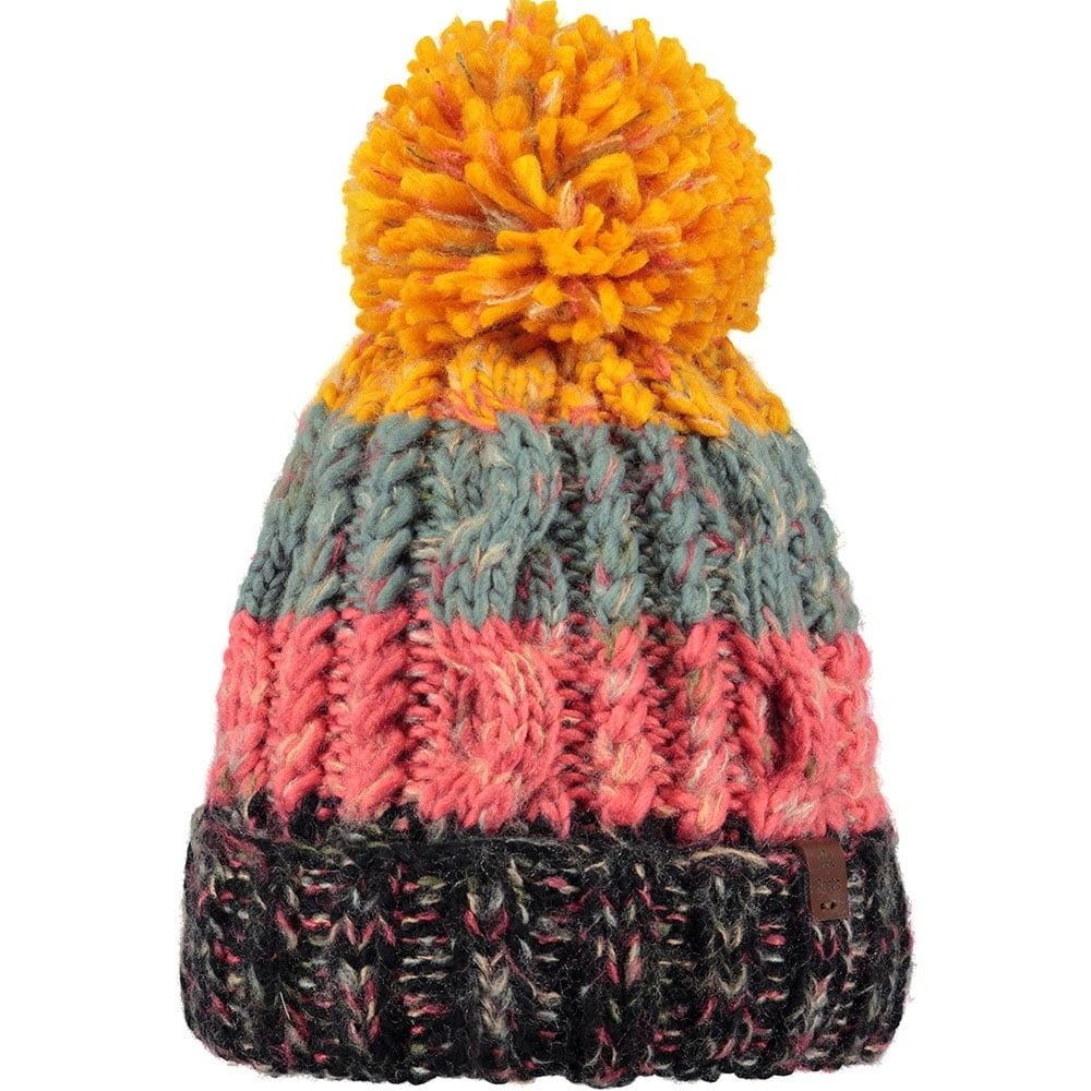 reputable site save off free delivery Barts Sandy Beanie - Black - Beanies, Hats & Neckwarmers from Ski ...
