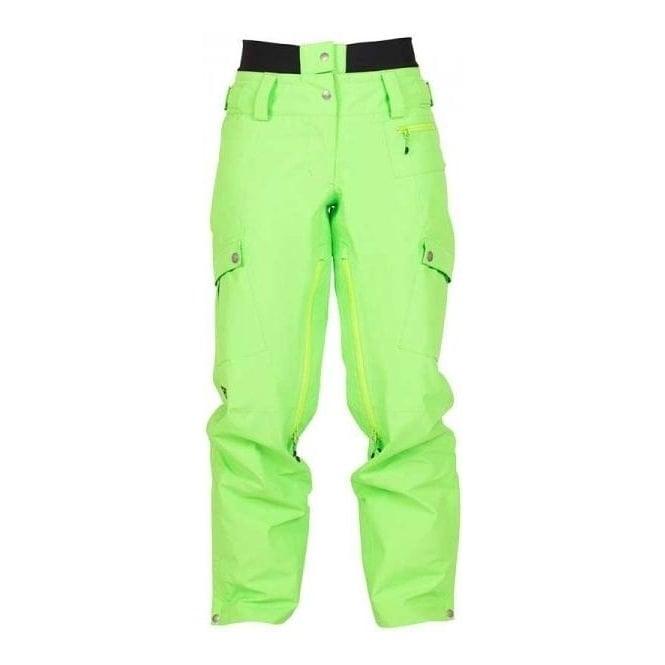 11f71b6fbe083 Black Crows Wmns Corpus Birdie Gtx Pants Bright Neon Green