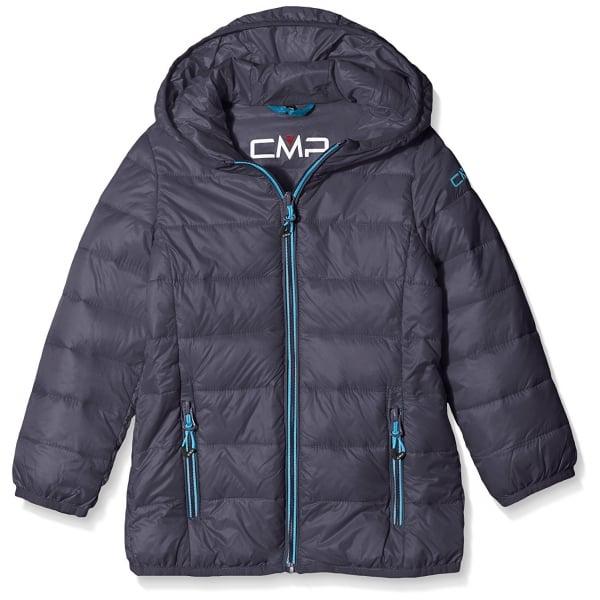 37571c4fcba5 Campagnolo CMP Junior Boys Insulated Puffa Jacket - Nautico Blue ...
