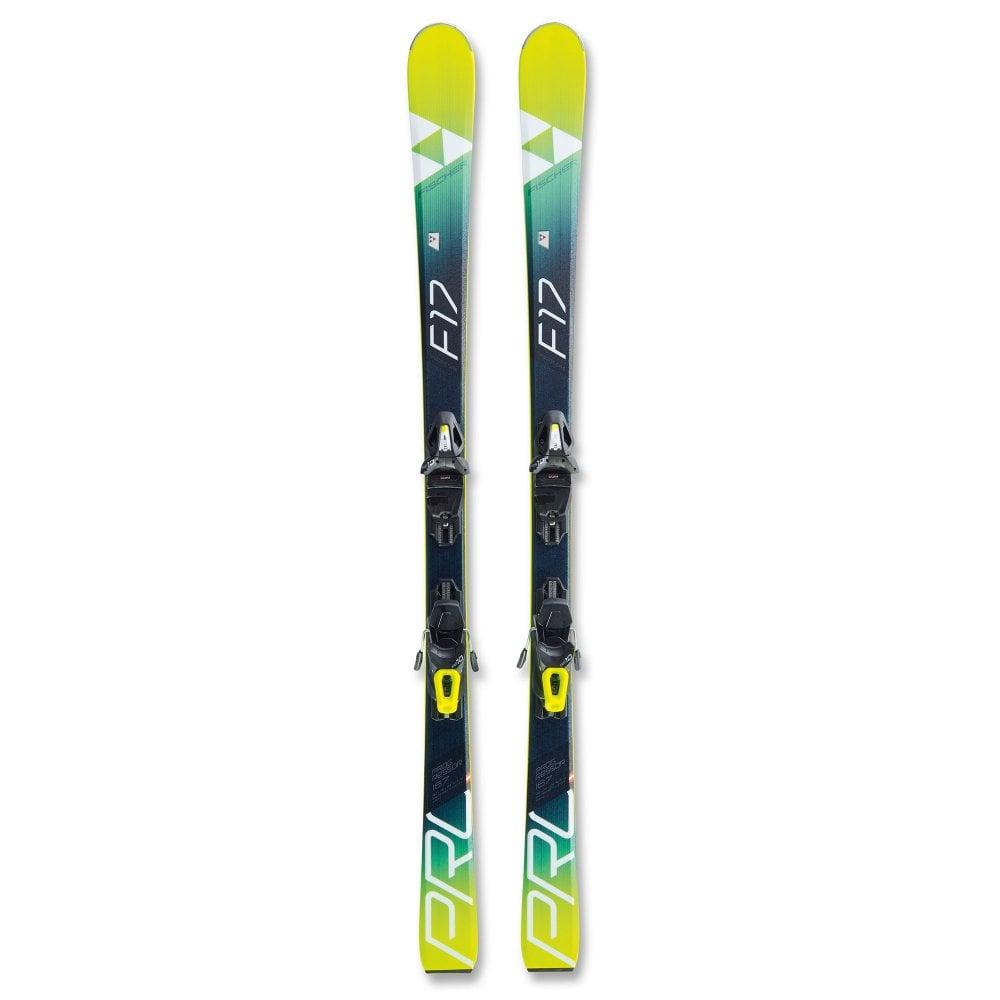 Alpin Skibindung Fischer
