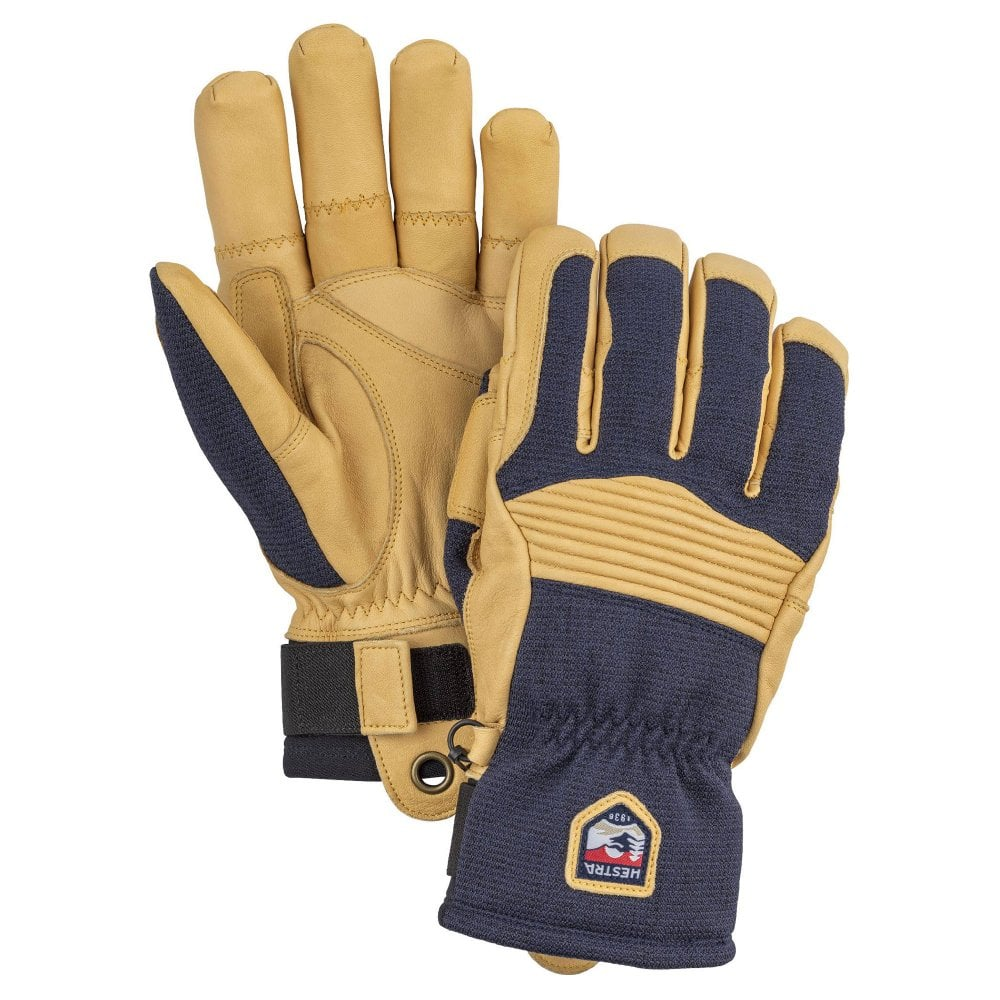 Manbi Ladies Royal Ski Glove
