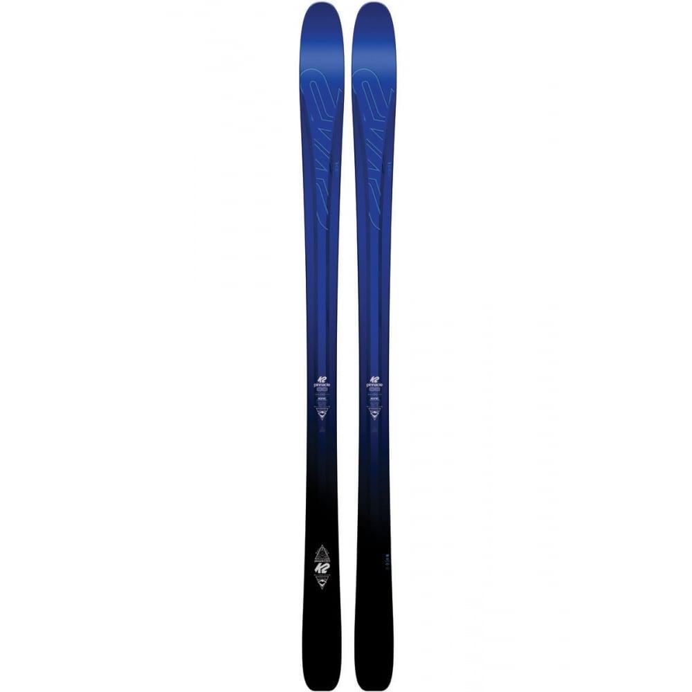 K2 Skis Pinnacle 88 184cm 2017 All Mountain Skis From Ski Bartlett Uk