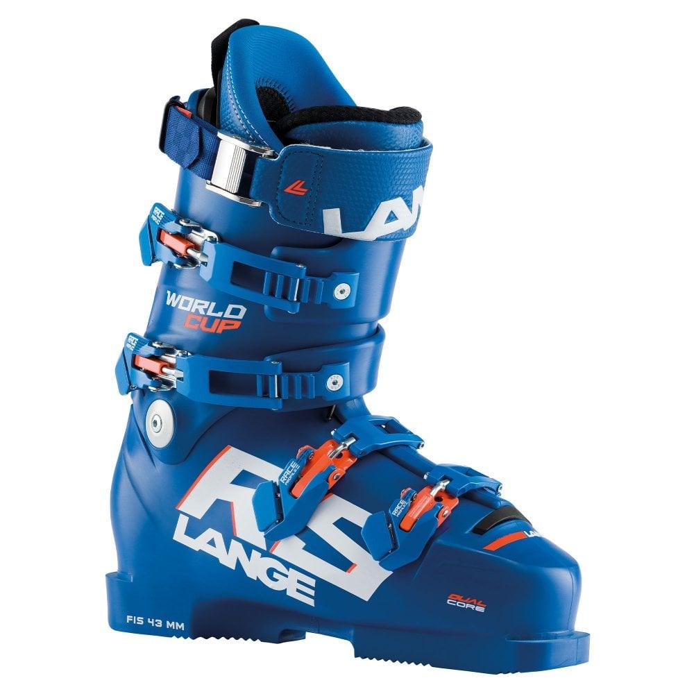 Lange World Cup Rs Za Race Ski Boot 2020 Ski Race