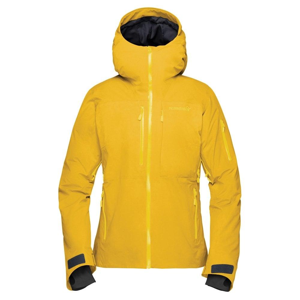 50522887 Norrona Lofoten Gore-Tex Insulated Women's Ski Jacket - Eldorado ...