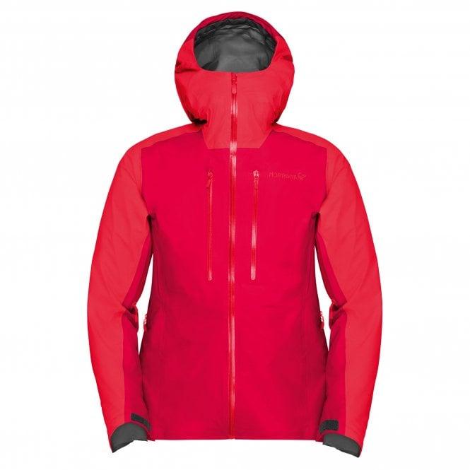 53a595738 Lyngen Gore-Tex Women's Ski Jacket - Jester Red