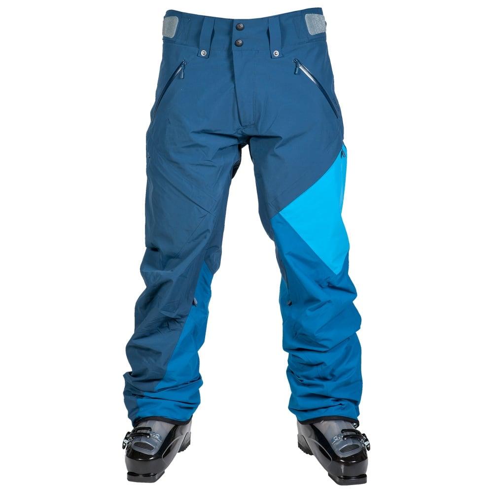 8be56314 Norrona Tech Trouser Men Norrona Narvik Gore-tex 2l Pants Blue Blue ...