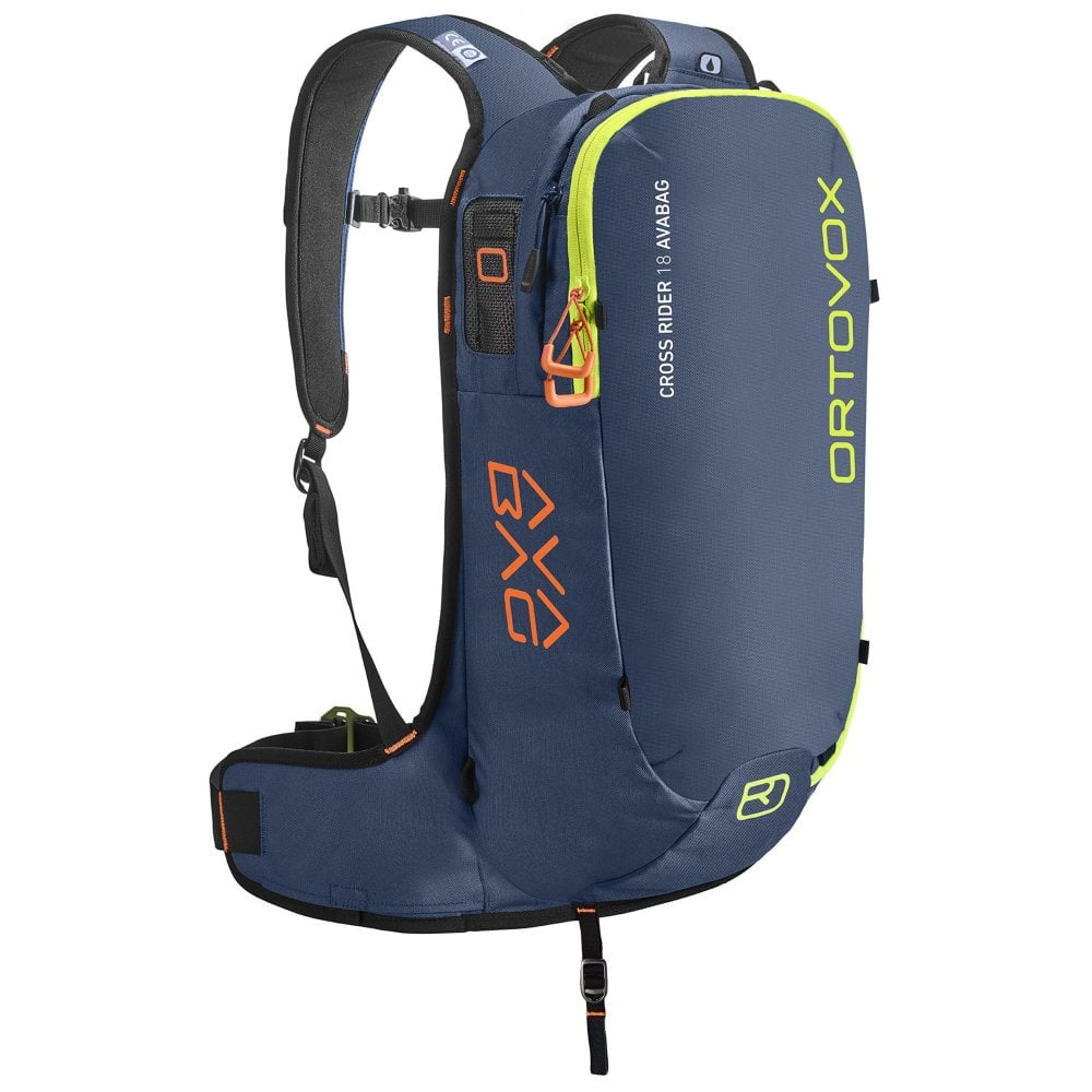 cheap for discount 91fb5 3fc8b Cross Rider 18 AVABAG Avalanche Airbag - Night Blue