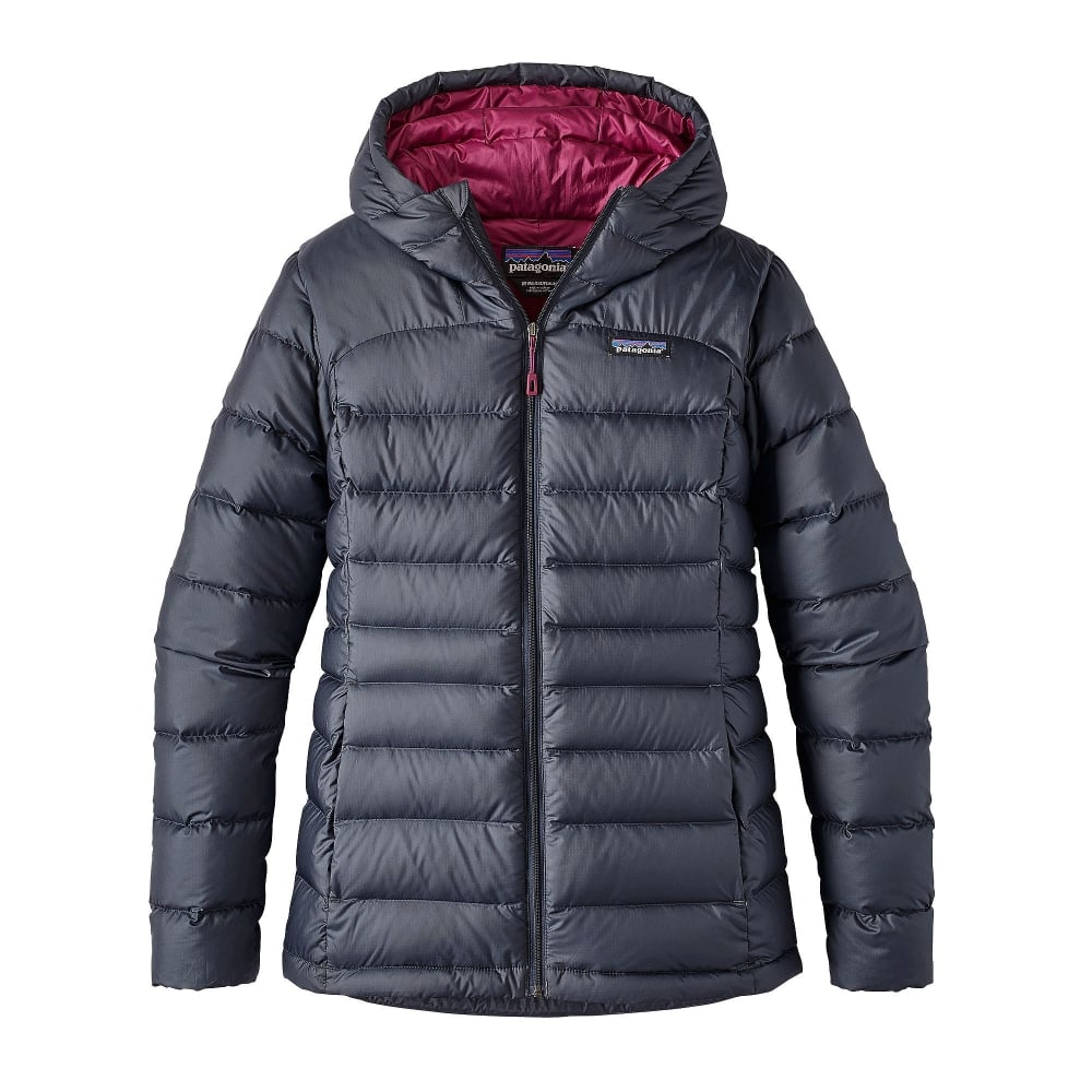 hot sales f1962 70be7 Patagonia Patagonia Hi-Loft Down Sweater Hoody - Smolder Blue