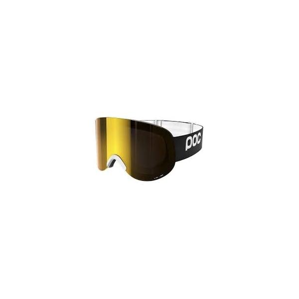 00a96e3e2ba Poc Lid Uranium Black Pink gold Mirror - Ski Goggles from Ski ...
