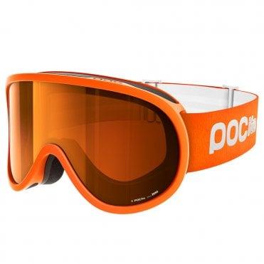 756d9f089bbd POC POCito Retina Junior Ski Goggle - Zink Orange