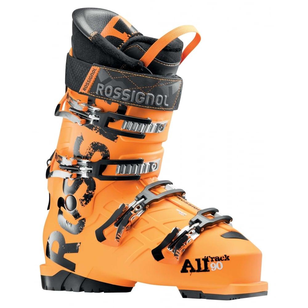 rossignol alltrack 90 boot 2018 ski boots from ski. Black Bedroom Furniture Sets. Home Design Ideas