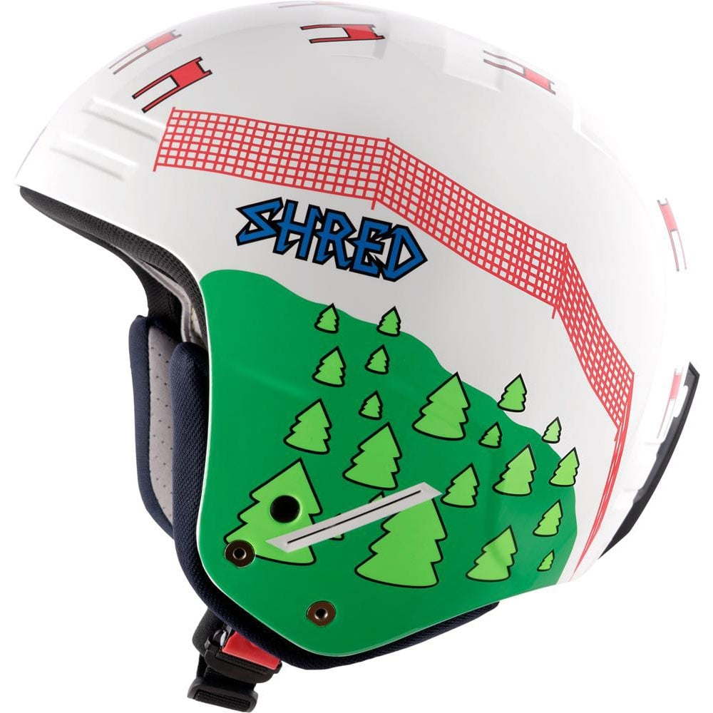 Shred Basher Ultimate Helmet - Mr. Gs (FIS Approved) 729488e14d6
