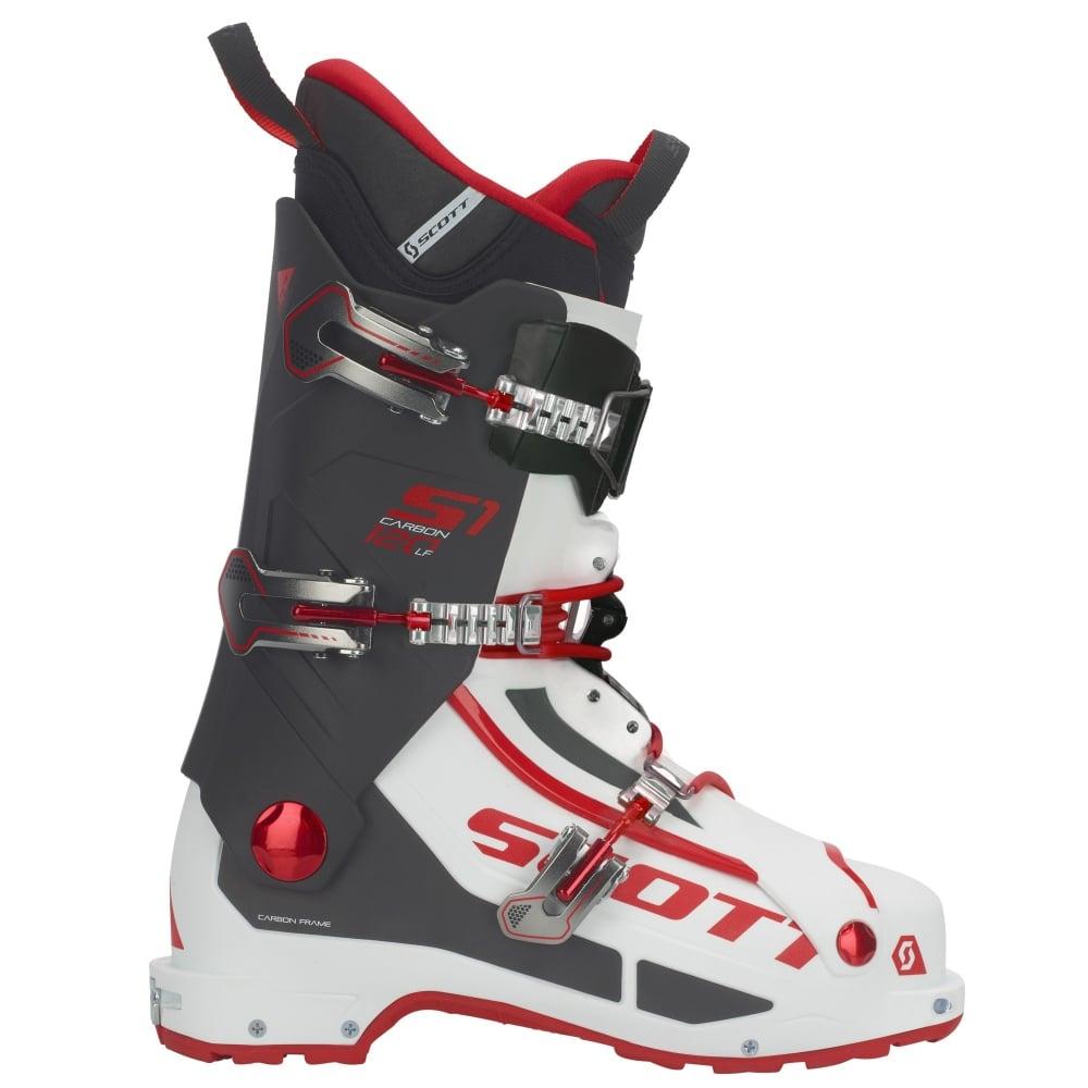 Scott S1 Carbon Longfiber Touring Boots Ski Bartlett