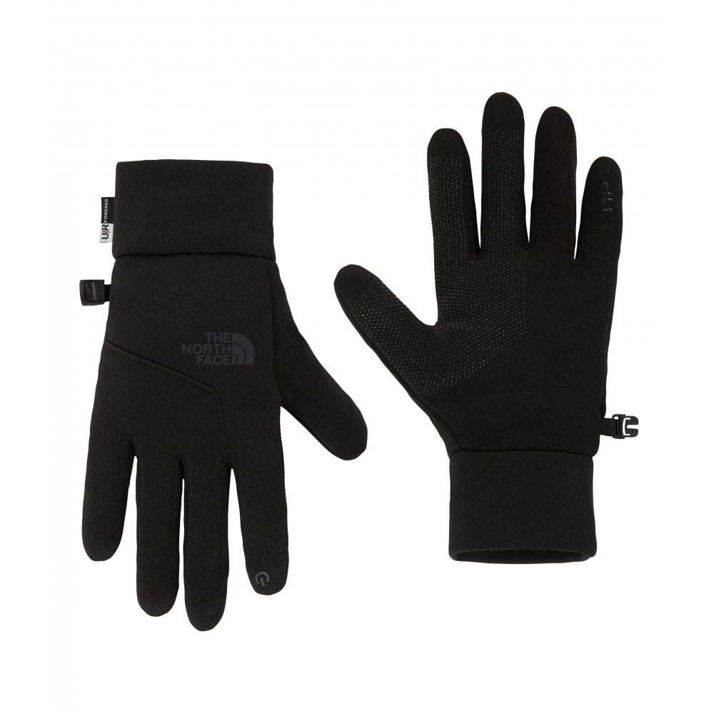 The North Face Etip Glove - TNF Black - Ski Clothing   Accessories ... 300357fd5