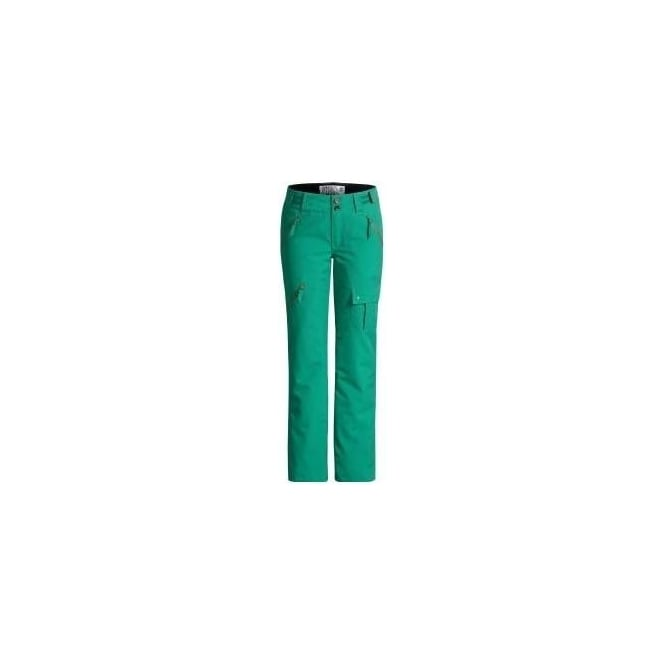 Orage Wmns Elevation Pant - Turquoise Green