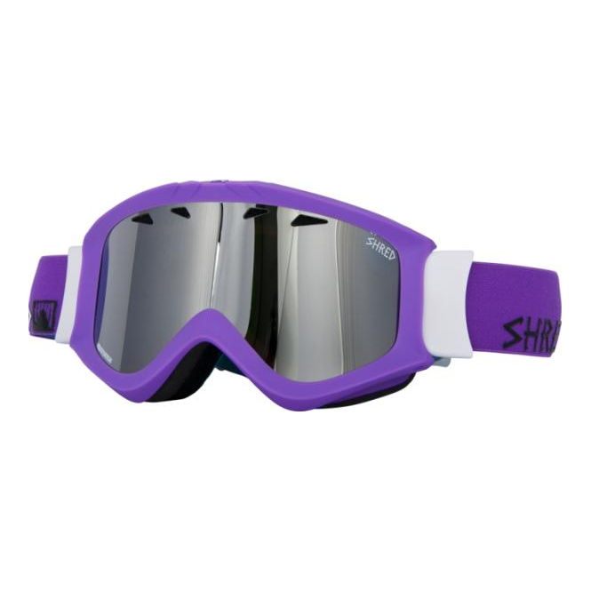 Shred Tastic Goggles - Gaper Purple